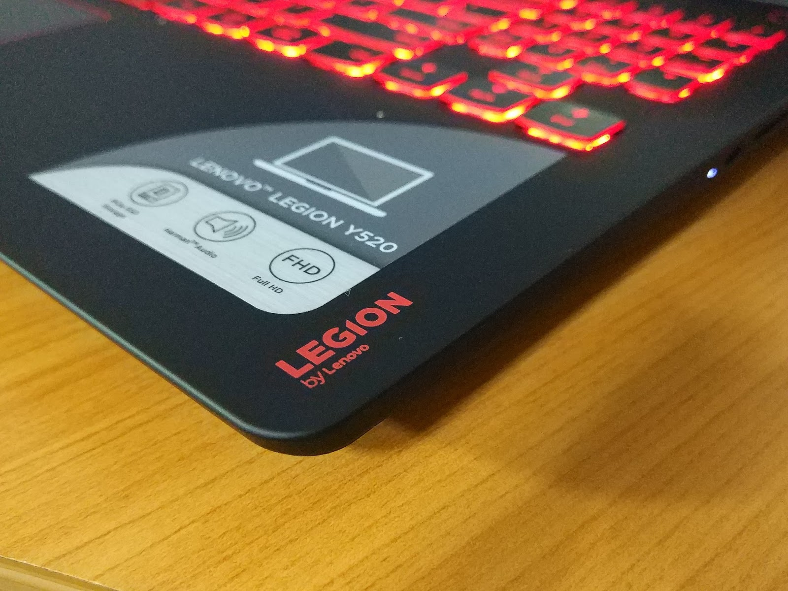 Lenovo Legion Y520 Review - Gaming Notebook for the masses - The