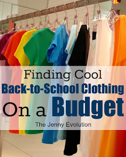 How to save on back to school outfits