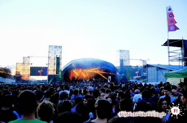 BBK, Live, 2016, cartel, Festival, Bilbao, Música, Concierto