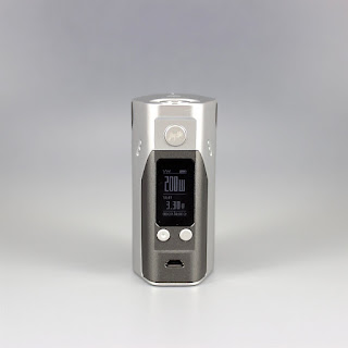 A review about Wismec Reuleaux RX 200S