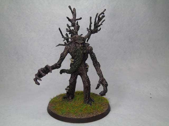 Otherworld miniatures ent alternative treebeard lotr treeman painted