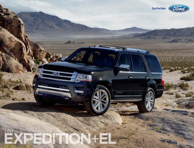 Downloadable 2017 Ford Expedition Brochure