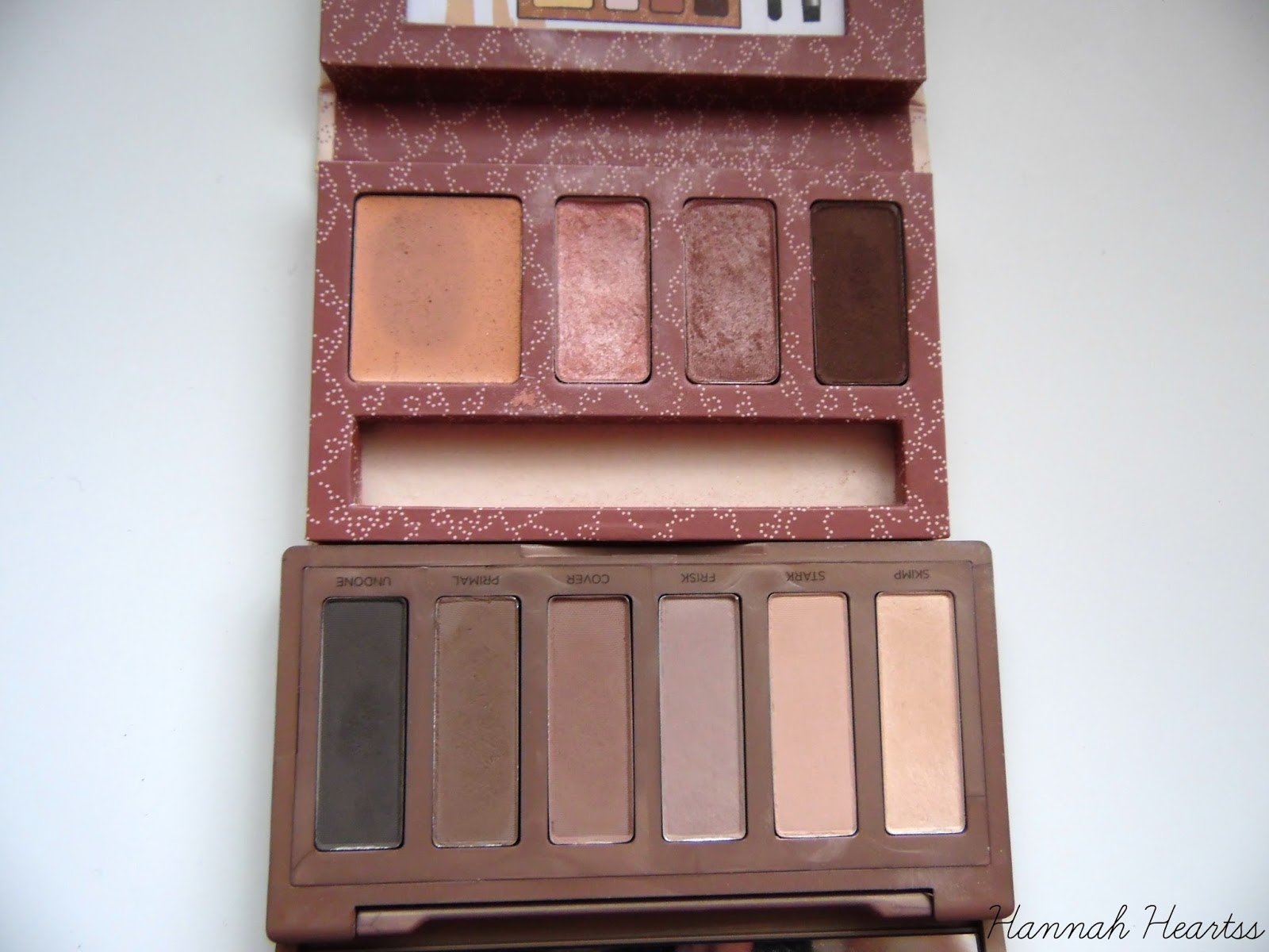 Everyday Eyeshadow Palettes