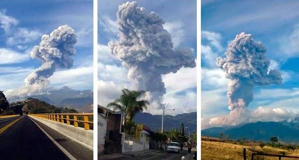 Jalisco Mexico tiene volcanes inactivos que pueden despertar en cualquier momento.