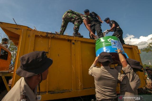 Semarak Peringatan Hari Peduli Sampah Nasional  di Palu