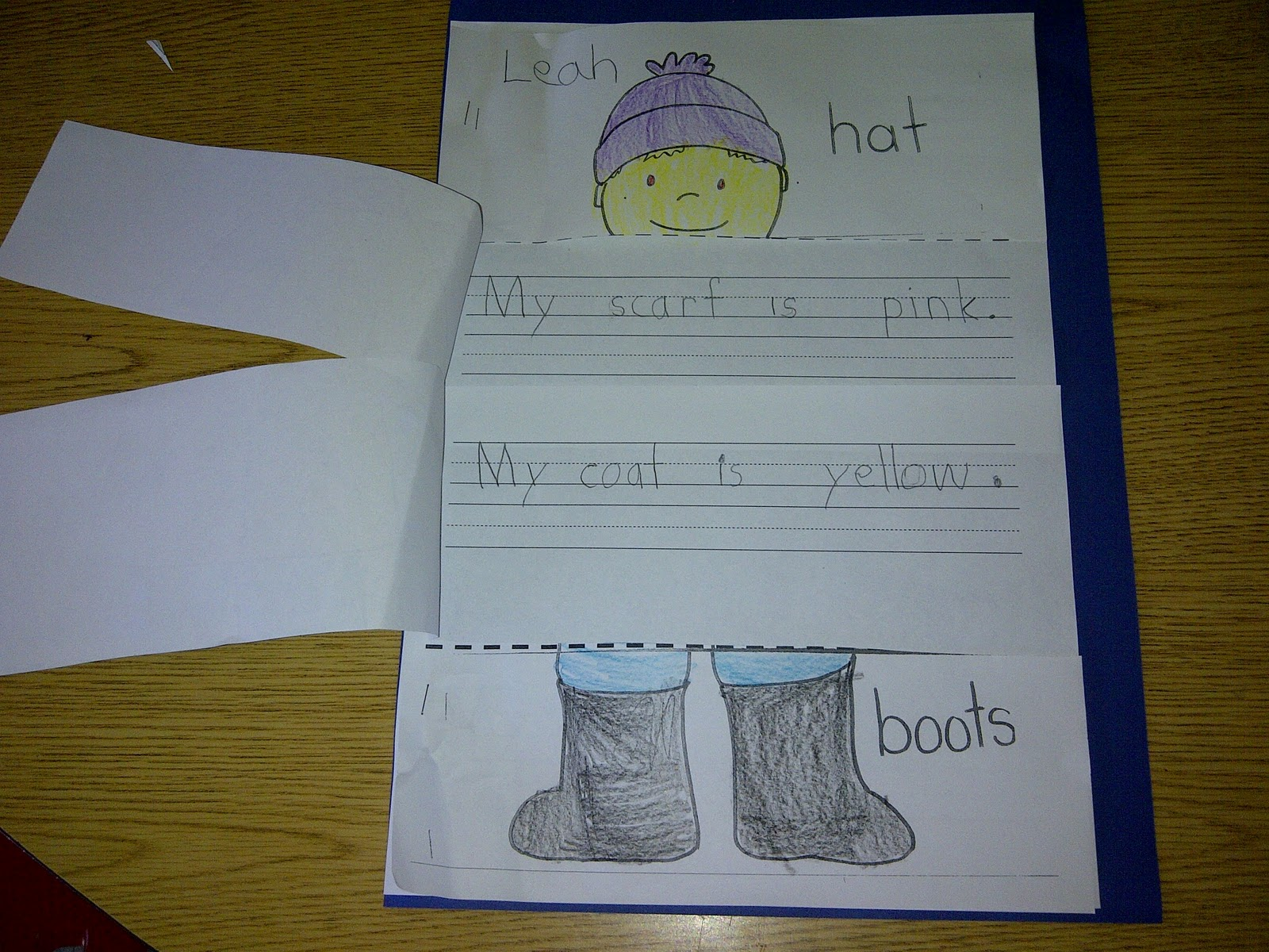 First Grade Is A Treat Winter Writing
