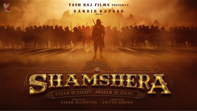shamshera movie ranbir kapoor