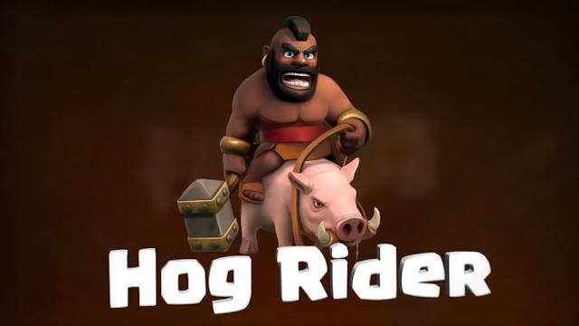 Cara Mudah Mendapatkan 3 Bintang dengan Hog Rider, Cara Mudah Mendapatkan 3 Start dengan hog rider, Cara Menggunakan Hog Rider agar mendapatkan 3 bintang, cara mendapatkan 3 bintang dengan hog rider, kombinasi pasukan hog rider clash of clans terkuat mudah dapatkan 3 bintang.