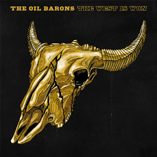 The Oil Barons - The West Is Won [iTunes Plus AAC M4A]