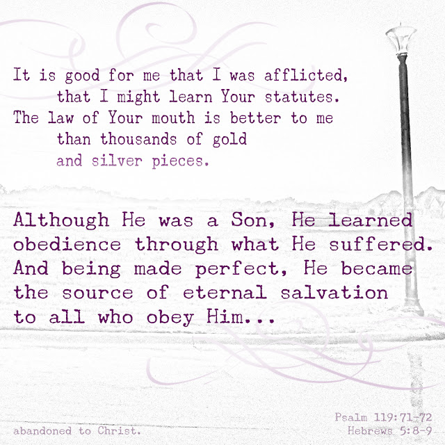 The Truth About Humility in Trials