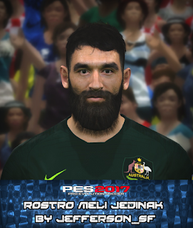 PES 2017 Faces Mile Jedinak by FaceEditor Jefferson_SF