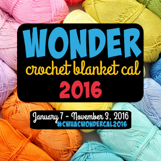 Wonder Blanket CAL on Underground Crafter