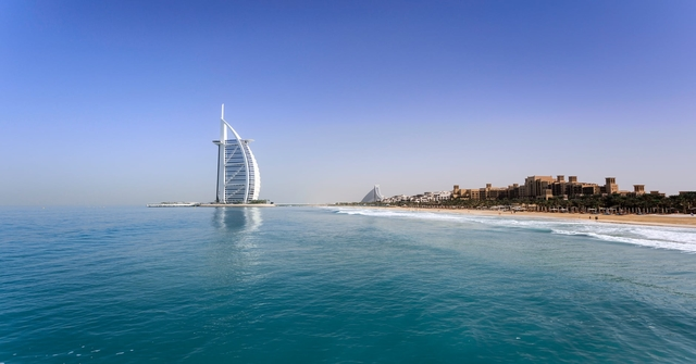 Burj Al Arab-Luxurious Hotel in Dubai