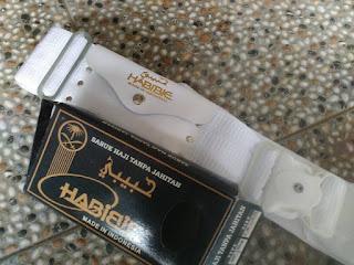 GROSIR SABUK IHRAM HABIBIE