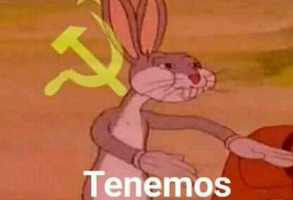 Bugs Bunny meme