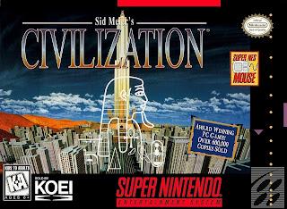 Civilization (BR) [ SNES ]