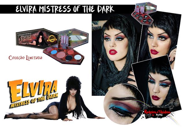 Elvira paleta de sombra
