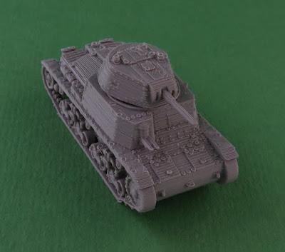 Carro armato M14/41 picture 1