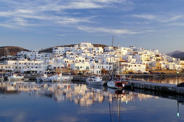 O que fazer na ilha de Paros, Grécia