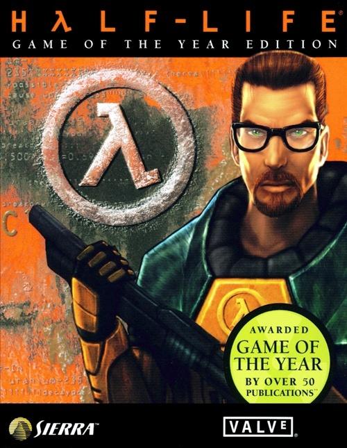 Half Life 1-2 PC Games