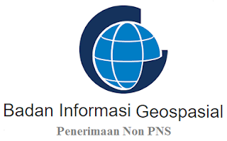 Rekrutmen Non PNS Badan Informasi Geospasial