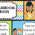 Classroom Rules (Posters) Ready to Print