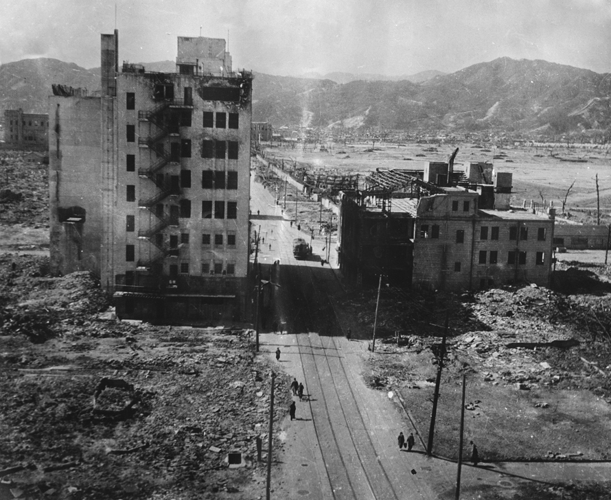Amazing World Hiroshima Atomic Bomb Little Boy Attack 2