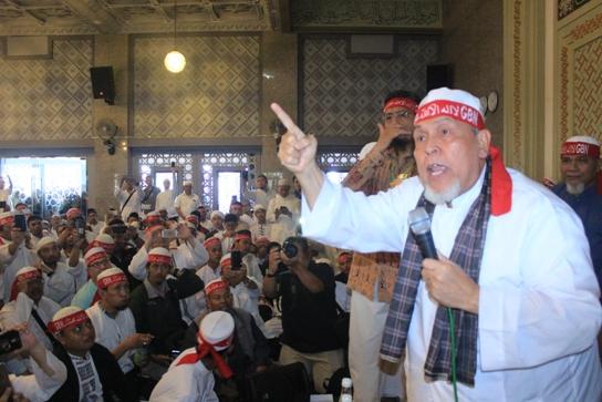 """KH. M Husni Thamrin Bakar Semangat Umat Islam Bogor, """"Kita Harus Berjuang Hadapi PKI Gaya Baru!"""" : Berita Terhangat Hari Ini"""