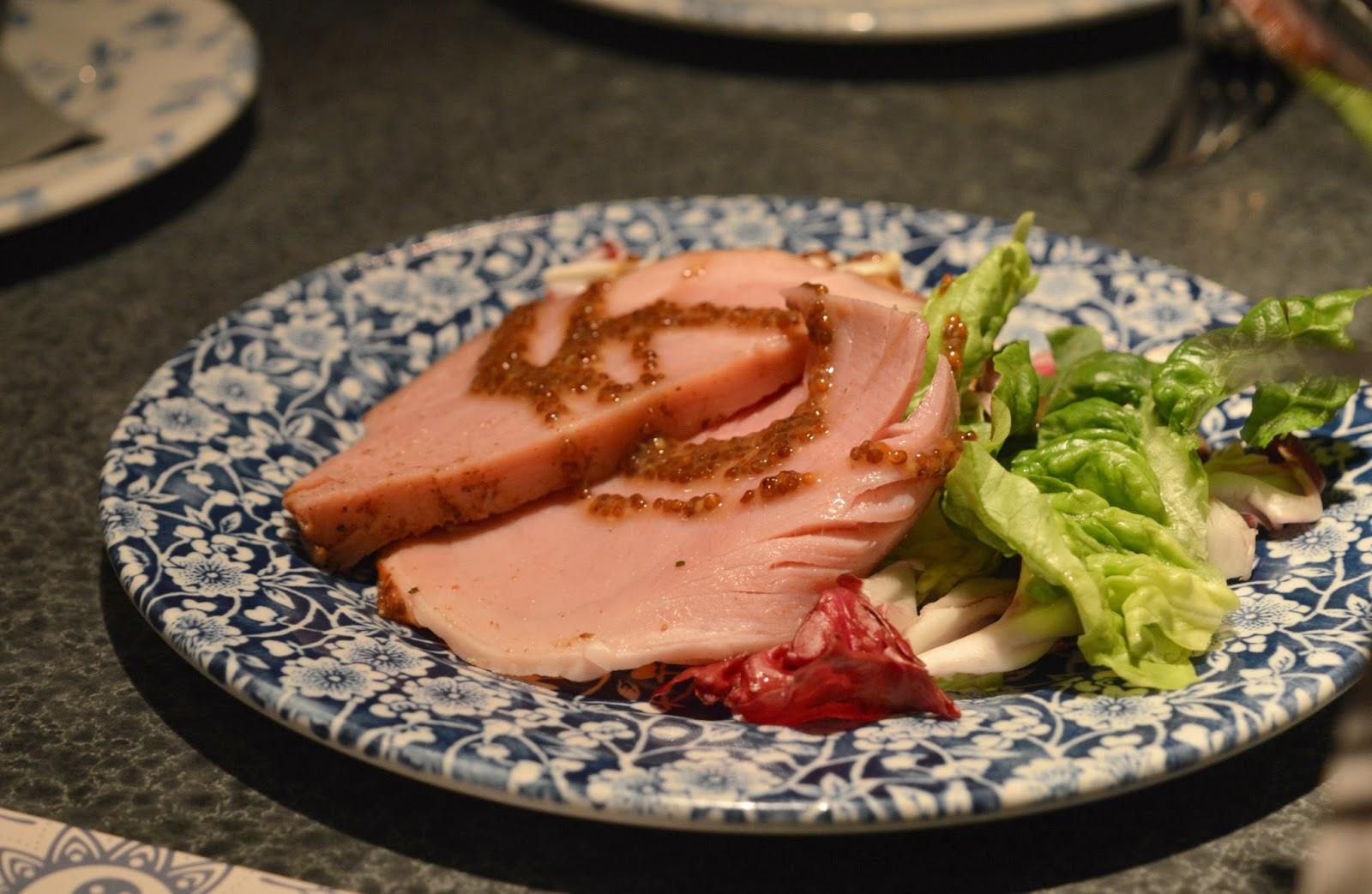 Christmas at the Botanist Newcastle - Roast Jerk Ham