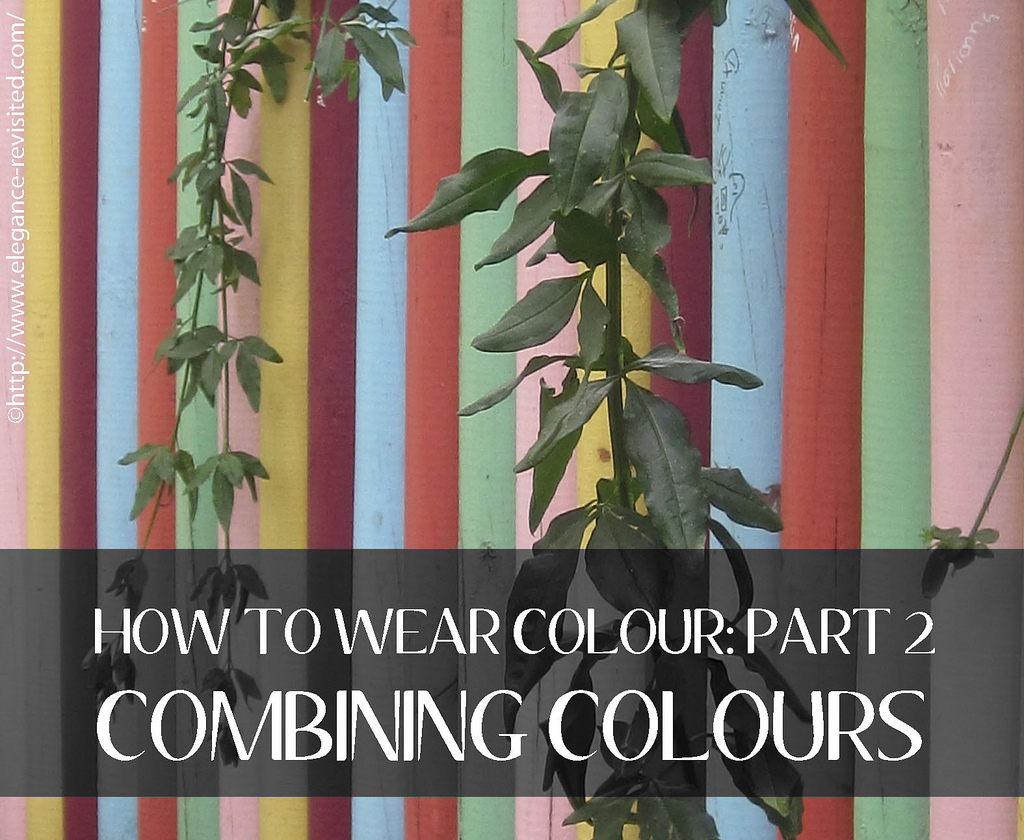 combining colours