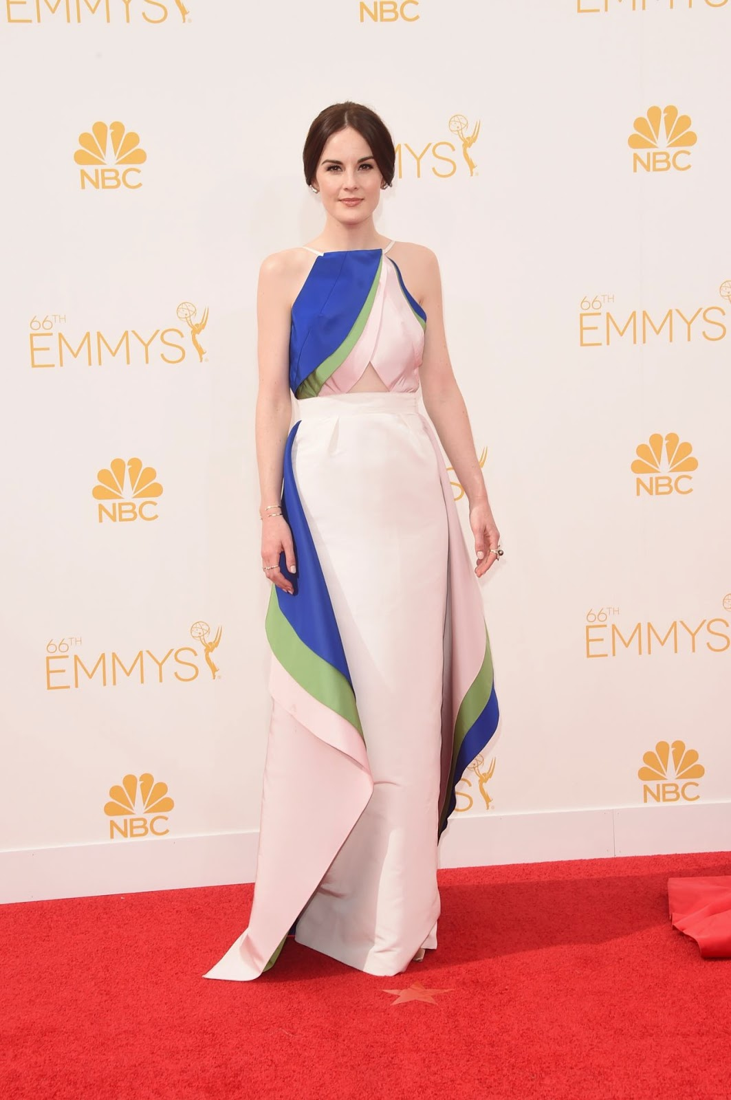 Michelle Dockery – 2014 Primetime Emmy Awards in Los Angeles