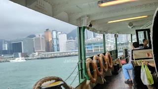 Perjalanan Menuju Pelabuhan Mongkok Star Ferry
