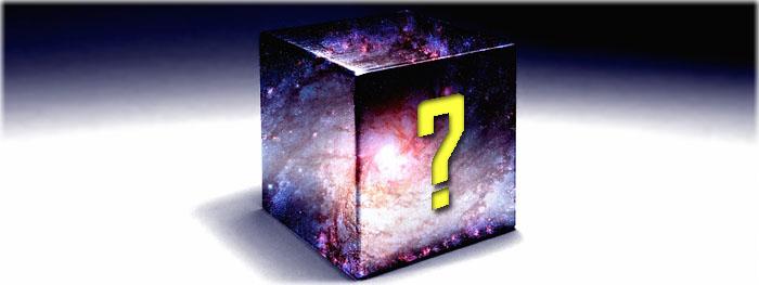 qual é o formato do Universo