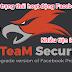 Bảo mật Facebook nâng cao bằng extension J2TeaM Security