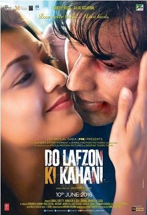 Do Lafzon Ki Kahani 2016 WEB-DL 900MB Hindi 720p Watch Online Full Movie Download bolly4u