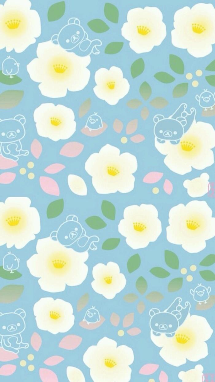Cute Rilakkuma Bear Wallpaper Rilakkuma Bear Collection 。 ㅅ 。 Picfish