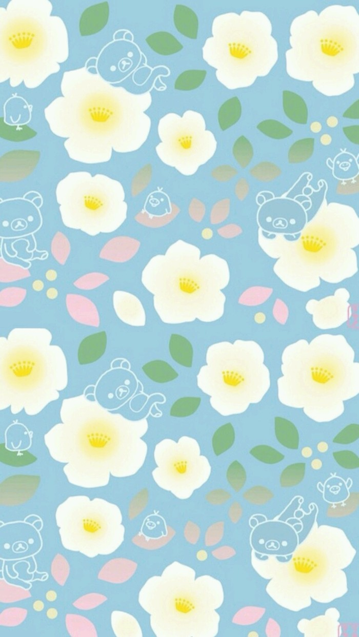 Cute Christmas Wallpaper For Laptop Rilakkuma Bear Collection 。 ㅅ 。 Picfish