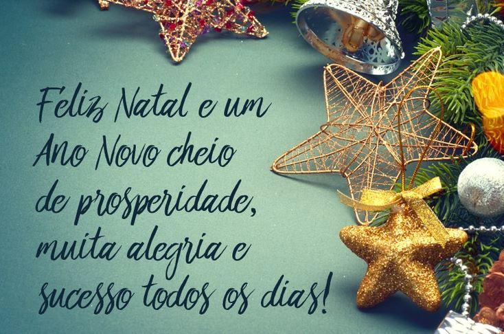 Mensagens De Natal De Natal E Ano Novo Para Amigos Mensagem Curta