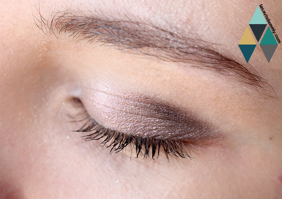 4 teintes pour un maquillage discret ou sophistiqué pour tous les jours ou en soirée