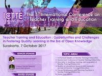 Adakan Konferensi Internasional, FKIP UNS Angkat Tema Peningkatan Kualitas Pembelajaran