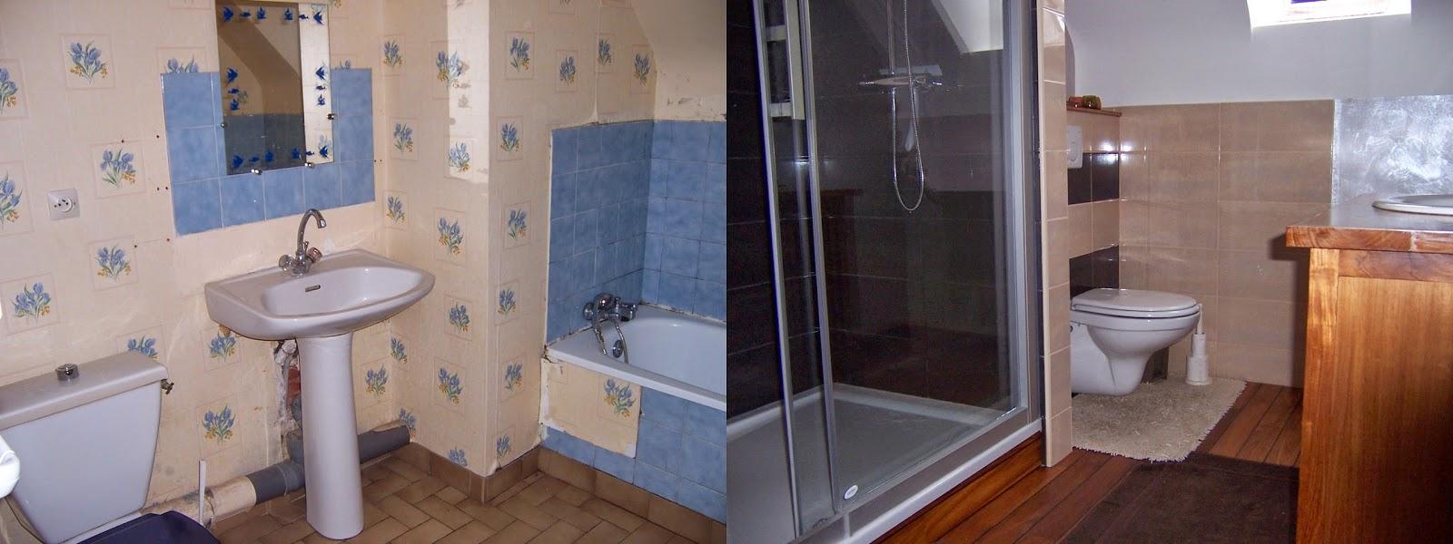 michel le coz agencement d coration avant apr s transformation salle de bain en salle d 39 eau. Black Bedroom Furniture Sets. Home Design Ideas