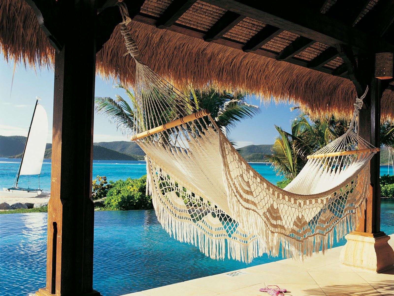 Virgin Islands Beach House Rental