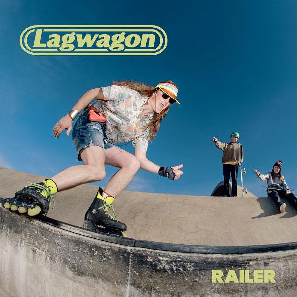 """Lagwagon announce new album """"Railer"""", stream new song """"Bubble"""""""