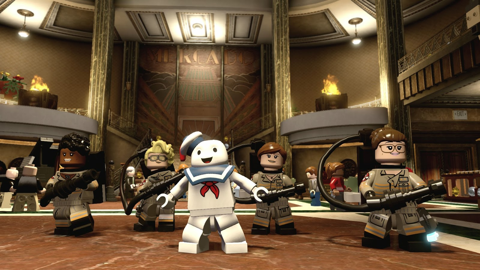 Collecting Toyz Lego Dimensions Welcomes Ghostbusters Harry Potter