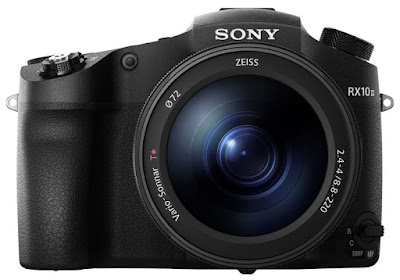 prosumer camera, Sony Cyber-Shot RX 10 III, ultra-zoom camera, 4K video, optical image stabilization,