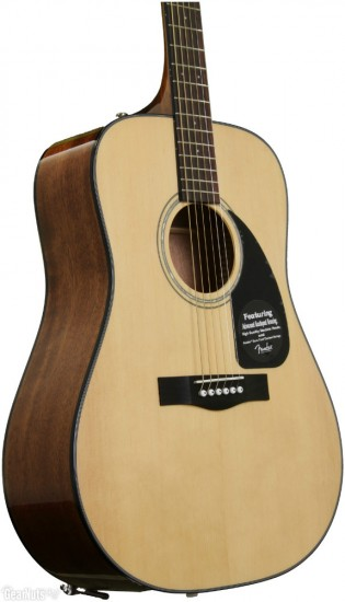 Guitar Fender CD-60
