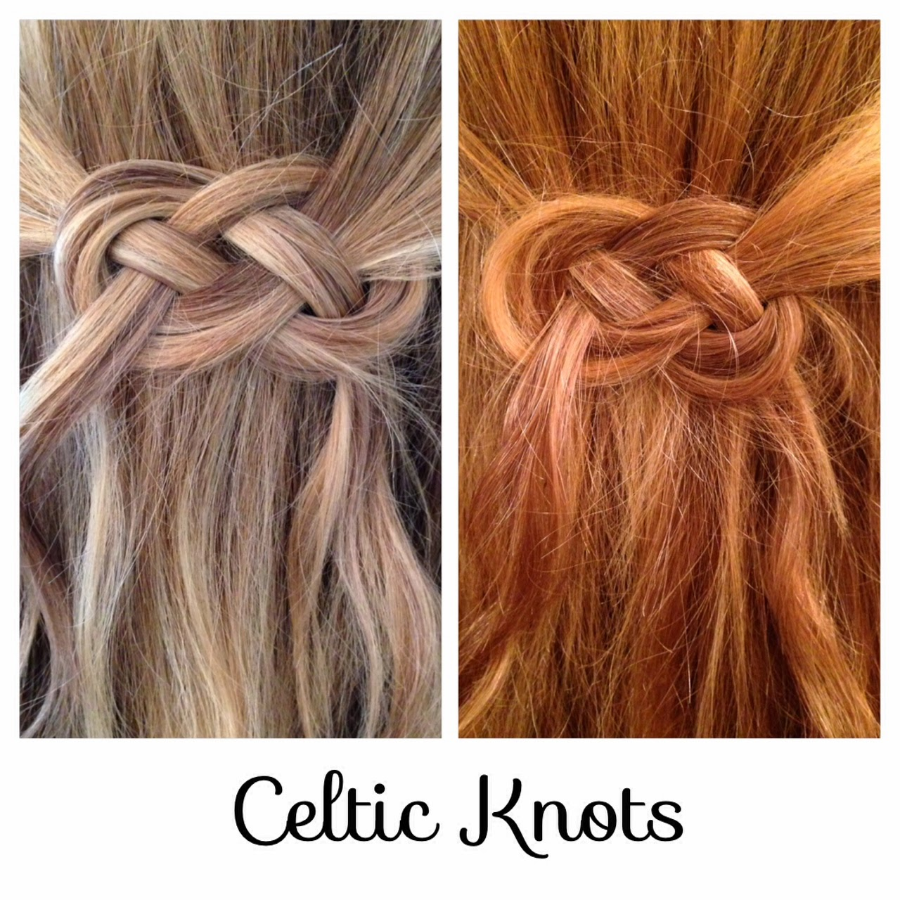 Hair Styles by Liberty: Celtic Knot