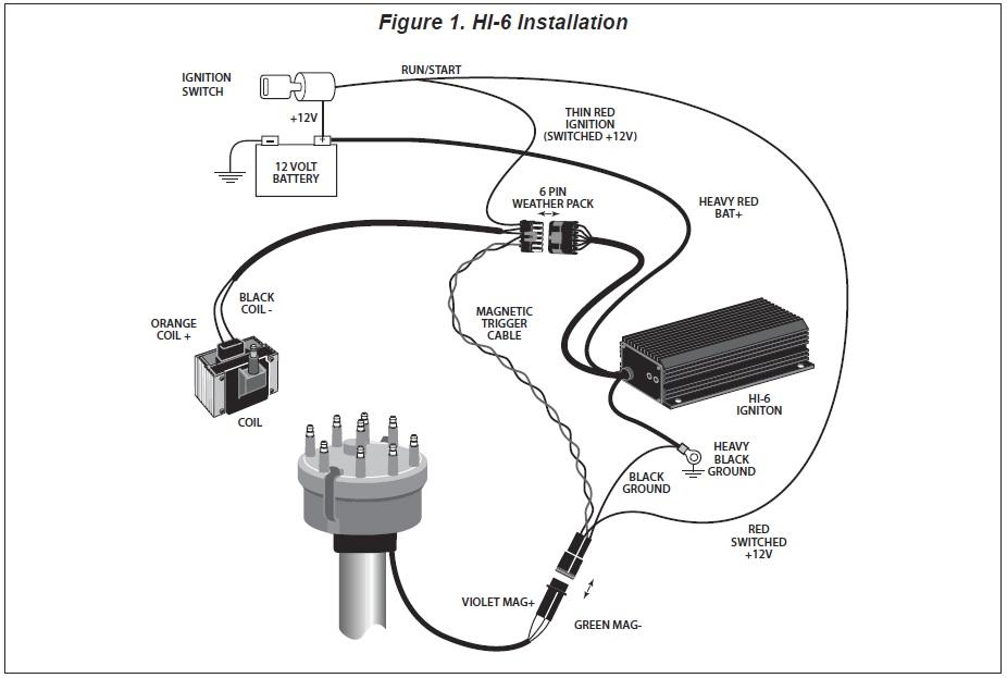 crane ignition hi 6rc wiring diagram