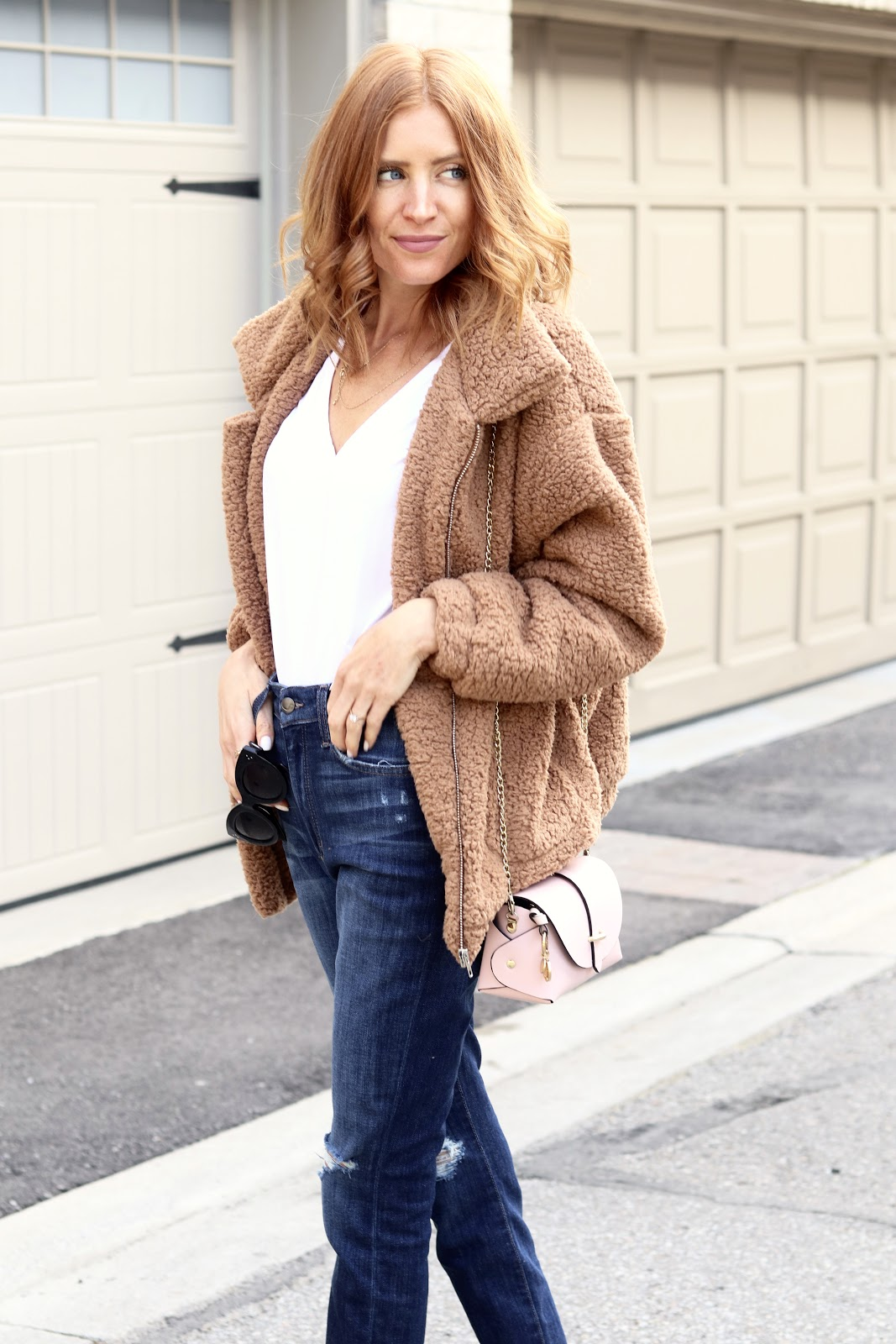 Fall Capsule Wardrobe, 5 fashion pieces you need for fall, gabpacifico fall style, style a teddy coat