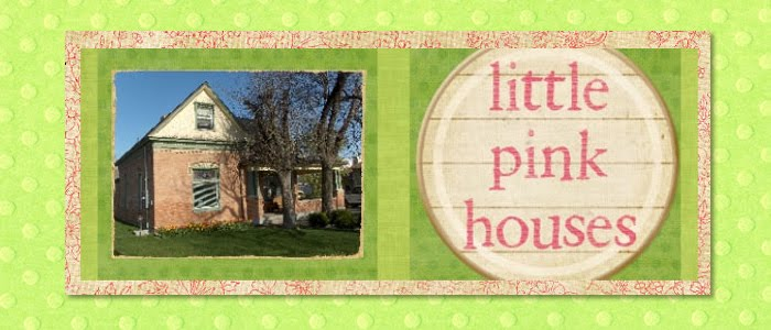 Little Pink Houses
